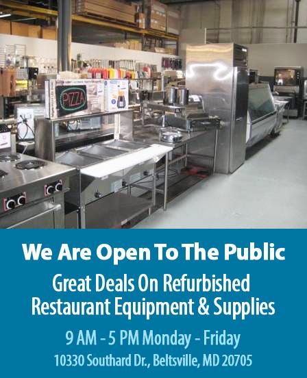 Dc Kitchen Supply: Maryland Restaurant Equipment Washington DC Restaurant